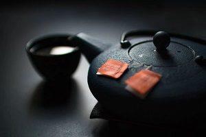 Teekannen, die Geschichte der Teekanne