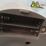 Batteriefach des Wasserkochers