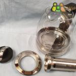 Glaswasserkocher Einzelteile