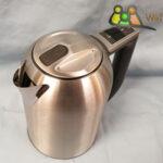 Wasserkocher mit 1,7 Liter Fassungsvermögen