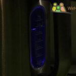 Skala mit Beleuchtung, KitchenAid 5KEK1722EER Wasserkocher