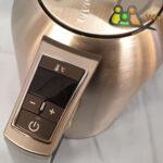 Wasserkocher mit Digitalanzeige