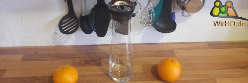 WMF Wasserkaraffen, Wasserkaraffe WMF 1 Liter, Glaskaraffen, Karaffen, Glaskaraffe, Karaffe