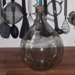 3 Liter Wasserkaraffe, Glaskaraffe.