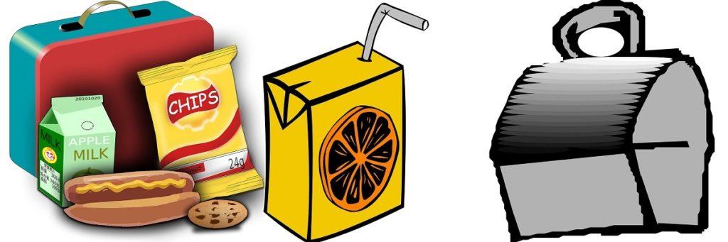 Brotdosen für Kinder und Erwachsene, Brotdose finden!