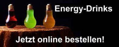Energy-Drinks online kaufen
