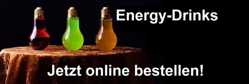 Energy-Drinks online kaufen