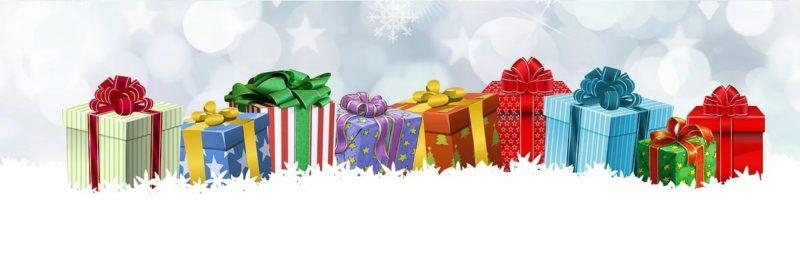 Mund-Nasen-Schutz mit Weihnachts-Motiven, Mundschutz mit Motiven.