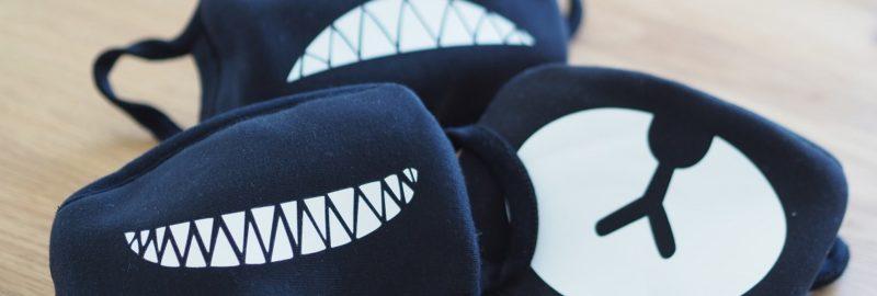 Mundschutz für Herren, Stilvolle Alltagsmasken für Männer, Große Maske, Schlichte Masken, Mund-Nasen-Schutzmasken mit Motiv, Behelfsmasken mit Muster, online kaufen, bestellen
