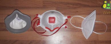 FFP2-Maskenpflicht in ganz Deutschland, FFP2-Schutzmasken kaufen, FFP2-Atemschutzmasken bestellen, FFP2-Masken wiederverwendbar