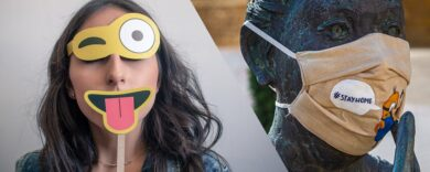 Coole Alltagsmasken online bestellen, Medizinischer Mundschutz kaufen, FFP2-Masken finden