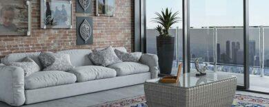 Großes Sofa XXL online kaufen, Big Couches, Wohnlandschaft, Wohnlandschaften extra groß, Sofas in große Größen bestellen