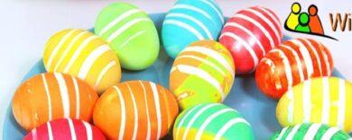 Eier färben zu Ostern, bunte Ostereier, Eier anders gestalten, Eierfarbe kaufen, Ostereierfarbe online bestellen, Ei, Farbe