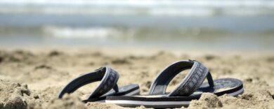 Flip Flops mit Naturkautschuk
